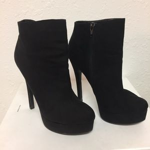 Chinese Laundry Stiletto Booties, Authentic